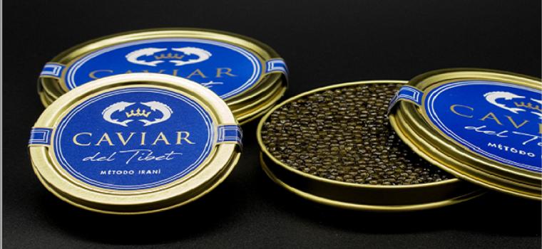 Comprar caviar